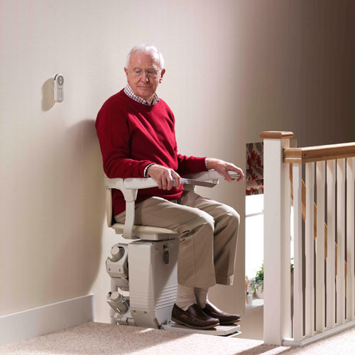 Curved Stairlifts Olympic Stairlifts