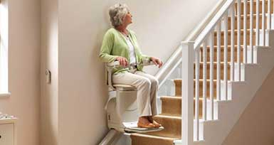 Straight Stairlift Northern Ireland
