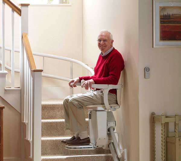 Curved Stairlift Belfast